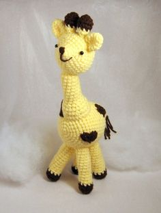 Pattern - Sassy Giraffe
