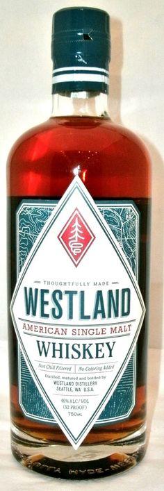 The Whisky Shop - Westland Whiskey, $81.50 (http://www.whiskyshopusa.com/westland-whiskey/)