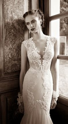 High Fashion | Wedding Ideas: Elegant Dream Wedding Gown