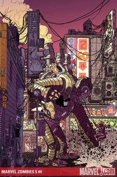 Geoff Darrow - one of the all time best