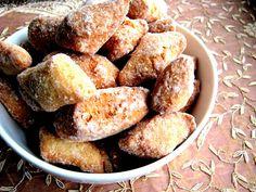 The Inner Gourmet: Happy Diwali! - My Grandmother's Mithai Trinidadian Recipes, Guyanese Recipes, Bakery Recipes, Dessert Recipes, Cooking Recipes, Kurma Recipe, Trini Food, Diwali Food, Gourmet