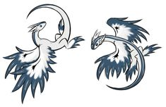 Glaucus Wyverns by AngelicDragonPuppy.deviantart.com on @DeviantArt dragon