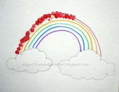 In honor ofSt Patrick's DayandSpring,I have been doingrainbow crafts and activitieswith my toddler. My son loves to make fingerprints all by himself, so I made an easy rainbow outline for him to follow. Each line is a different color for him to match his fingerprints with. If you do this activity with a toddler-aged kid, …