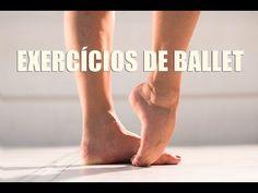 Ballet - Exercícios para os Pés