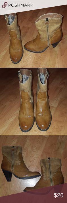 Gabriella Rocha womens boots Gabriella Rocha womens size 7 ankle boots.  super cute and in great condition gabriella Rocha Shoes Ankle Boots & Booties