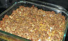 Sausage Breakfast #Casserole #Recipe