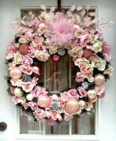 #shabby #wreath
