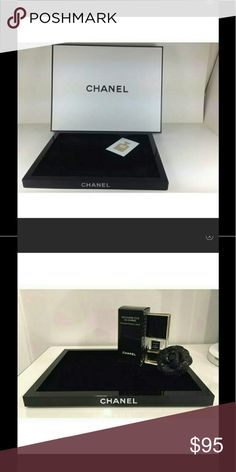 Chanel small size makeup tray New with box CHANEL Makeup