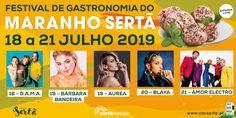 ABRANTES NA FRENTE: FESTIVAL DO MARANHO NA SERTÃ TEVE INICIO ESTA NOIT... Zumba, Opening Ceremony, Concerts, Festivals, Poster, Singers