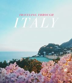 TRAVELING THROUGH ITALY FAVORITES | D E S I G N L O V E F E S T | Bloglovin'