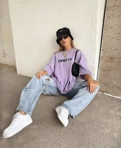 Skater Girl Outfits, Teen Fashion Outfits, Mode Outfits, Fasion, Urban Style Outfits, Teenage Girls Fashion, Cowgirl Style Outfits, Teenage Clothing, Insta Outfits