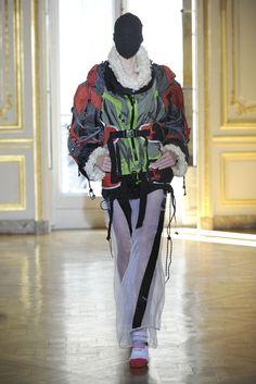 Le défilé Maison Martin Margiela haute couture automne-hiver 2011-2012
