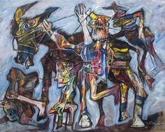 The Crazy Donkey, by Ramon Oviedo