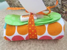 """End of the Year Teacher Gift idea with Free Printable Tag: """"Have a relaxing summer break and put your feet up. You deserve it."""""""