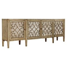 I pinned this Hooker Furniture Aspasia Console from the Hollywood Glamour event at Joss and Main!