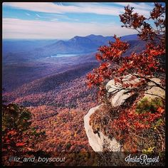 Caesars Head State Park in fall!