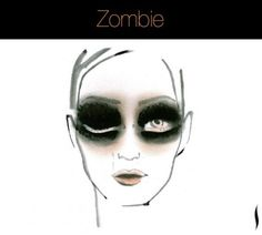 Sephora's Halloween Makeup looks!