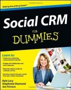 Social CRM is an evolving tool to help you engage your customers, interact with them, and develop deeper relationships. This handy guide teaches you how to make the most of it, whether your business is a small shop or a large corporation. In a friendly, easy-to-understand style, it explains how you can create new marketing communications and develop smart, applicable content that produces results from your online community.