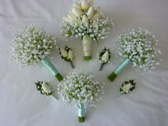 Silk Wedding Flowers | ... collection of custom designed bouquets, unique and inspirational