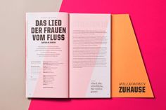 Cover flap // Use of Color #OperKöln