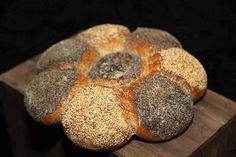 bernd's bakery: Bio-Weizen-Dinkel Partybrötchen  / organic wheat s...