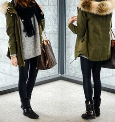 Can't wait to start wearing my coats this fall/winter