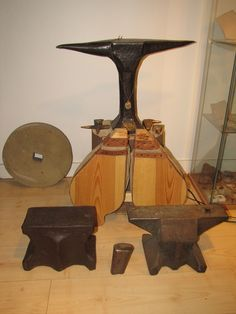 Nimba Anvils – anvils made in the USA, double-bick blacksmith anvils