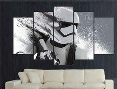 Stormtrooper-Star Wars Print-No Frame - SA boutique Shop