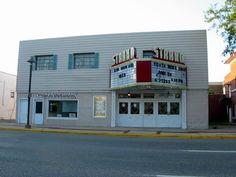 Strand Theatre, Alma, MI