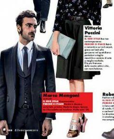 """Elle premia Marco Mengoni per il suo stile """"neoromantico""""  LA CLASSE NON E' ACQUA!!!"""