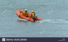 Download this stock image: Scenes from Moelfre Lifeboat day on Anglesey, taken on the 16th August 2014. - JB6836 from Alamy's library of millions of high resolution stock photos, illustrations and vectors.