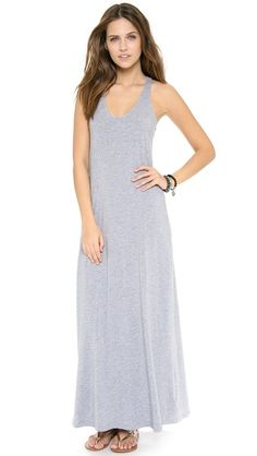 Racerback maxi dress- A summer staple everyday dress