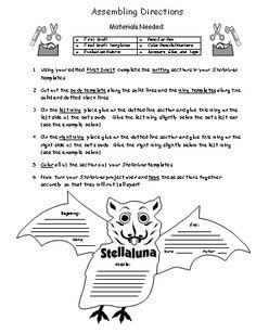Stellaluna: Summary of the Book