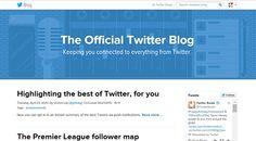 Official Twitter Blog :: blog.twitter.com Twitter has 288 million monthly users. @Twitter  Twitter Blog