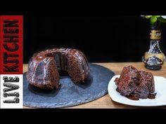 Άλλη μία πεντανόστιμη συνταγή από την ομάδα Live Kitchen Chocolate Sweets, Sponge Cake, Kitchen Living, Easy Desserts, Sausage, Treats, Youtube, Recipes, Food