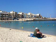 Pretty Bay in Birżebbuġa, Birżebbuġa