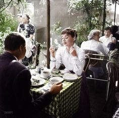 Audrey Hepburn (with dining companion in Mexico) 021 - 01.
