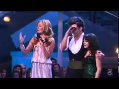 the garden -- sytycd, courtney and mark