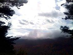 Sky at Grafton State Park