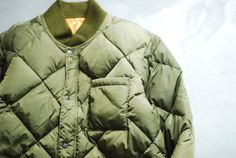 "TODD SNYDER × Rocky Mountain(トッドスナイダー × ロッキーマウンテン) ""Rocky Mountain Liner Down Jacket"""