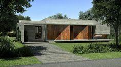 Besonias Almeida Arquitectos | Casa Haras - Besonias Almeida Arquitectos