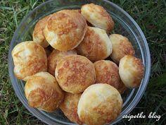 csipetke: Kelt krumplis pogácsa