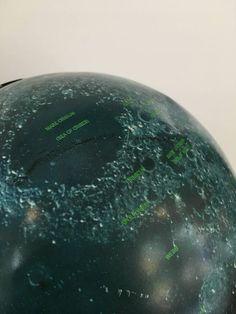 Vintage Chein Lunar Globe, 1969 5