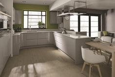Image result for painted kitchen
