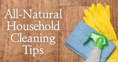 There are many household items that are often overlooked, and some of those may need cleaning more often than you might think. http://articles.mercola.com/sites/articles/archive/2015/08/15/household-cleaning-tips.aspx