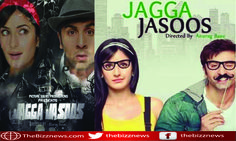 Bollywood Super star Ranbir Kapoor upcoming flick 'Jagga Jasoos' will be released in next year on April 7. In this project beauty of Bollywood industry 'Katrina kaif' play leading role with her former lover Ranbir and that film is directed by Anurag Basu.