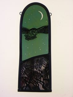 Tamsin Abbott. Beautiful stained glass work