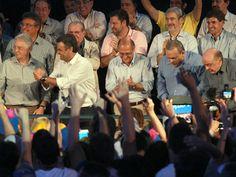 Apoiadores do PSDB diminuem - Notícias - R7 Brasil