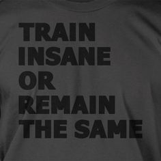 Exercise Work Out Gym Health and Fitness Train by IceCreamTees, $14.99 www.xseedlifestyle.xseedhealth.com