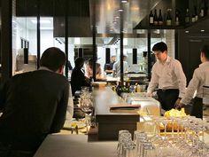 Terroir Parisien Dining Room II by Phyllis Flick, via Flickr